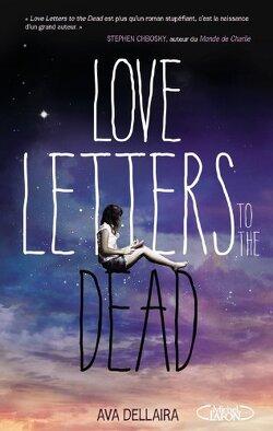 Couverture de Love Letters to the Dead