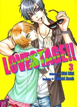 Couverture du livre : Love Stage, Tome 3