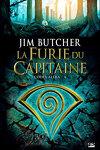 couverture Codex Aléra, Tome 4 : La Furie du Capitaine
