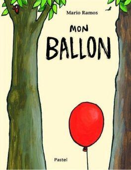 Couverture du livre : mon ballon