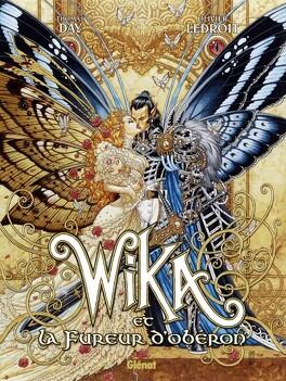 Couverture du livre : Wika et la fureur d'Obéron