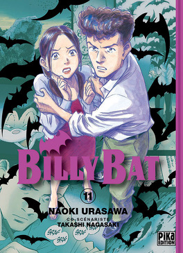 Couverture du livre : Billy Bat, tome 11