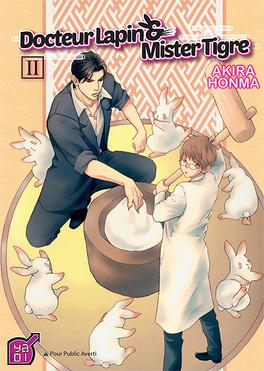 Couverture du livre : Docteur lapin et Mister tigre ! Tome 2