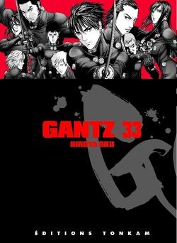 Couverture de Gantz, Tome 33