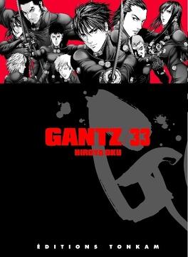 Couverture du livre : Gantz, Tome 33