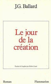 Couverture du livre : Le Jour de la création