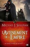 Les Révélations de Riyria, Tome 2 : L'Avènement de l'Empire