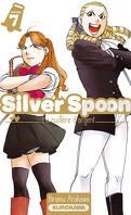 Silver Spoon : La cuillère d'argent, Tome 7