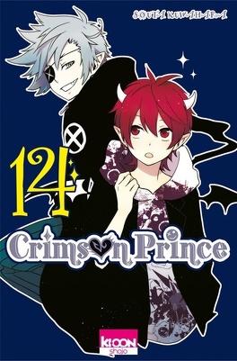 Couverture du livre : Crimson Prince, tome 14