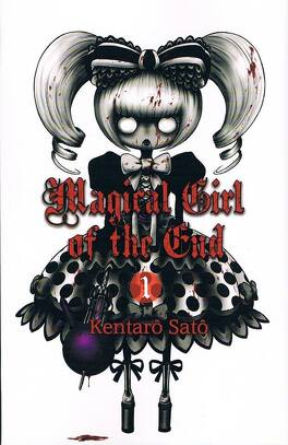 Couverture du livre : Magical Girl of the End, Tome 1
