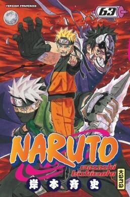 Couverture du livre : Naruto, Tome 63 : Un monde de rêves
