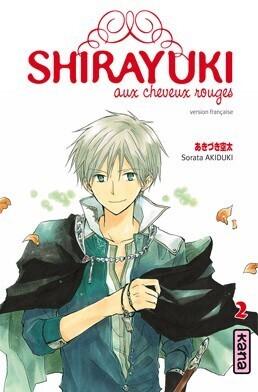 Couverture du livre : Shirayuki aux cheveux rouges, Tome 2