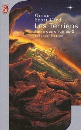 Couverture du livre : Terre des Origines, tome 5 : Les Terriens