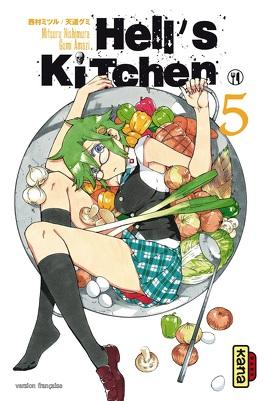 Couverture du livre : Hell's Kitchen, Tome 5