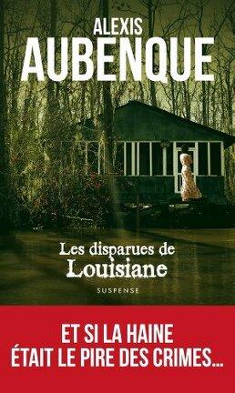 Couverture du livre : Les Disparues de Louisiane