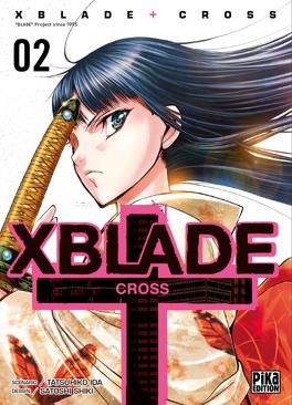 Couverture du livre : X-Blade -Cross-, tome 2