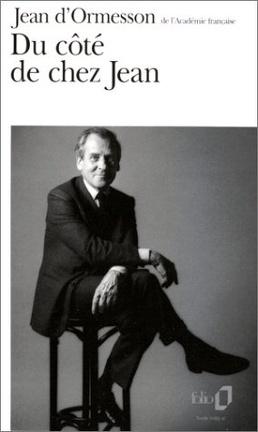 Couverture du livre : Du côté de chez Jean