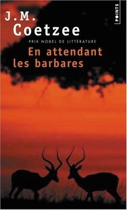 Couverture du livre : En attendant les barbares
