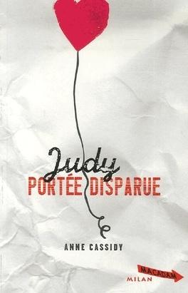 Couverture du livre : Judy, portée disparue
