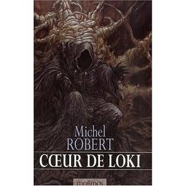 Couverture du livre : L'Agent des ombres, Tome 2 : Coeur de Loki