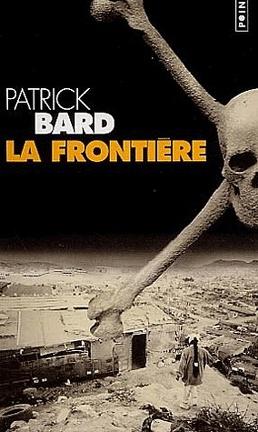 Couverture du livre : La Frontière