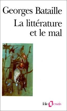 Couverture du livre : La Littérature et le Mal