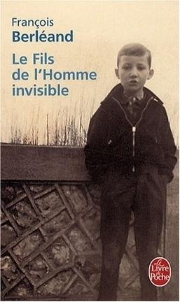Couverture du livre : Le Fils de l'Homme invisible