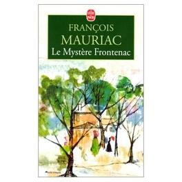 Couverture du livre : Le Mystère Frontenac