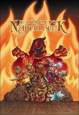 Couverture du livre : Le donjon de Naheulbeuk, tome 2 : Première saison, partie 2