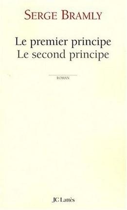 Couverture du livre : Le Premier Principe, le second principe