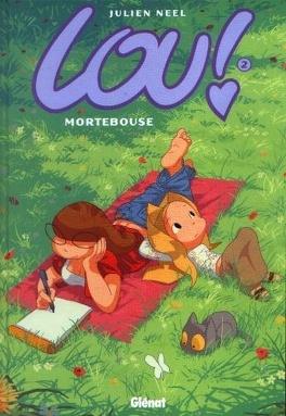 Couverture du livre : Lou ! Tome 2 : Mortebouse