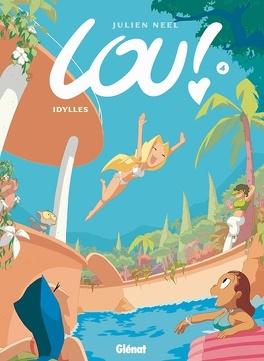 Couverture du livre : Lou ! Tome 4 : Idylles