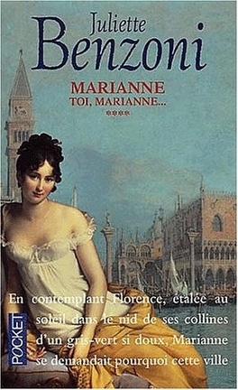 Couverture du livre : Marianne, tome 4 : Toi, Marianne...