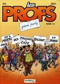 Les Profs, tome 12 : Grève Party