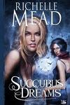 couverture Georgina Kincaid, Tome 3 : Succubus Dreams
