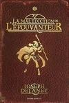 couverture L'Épouvanteur, Tome 2 : La Malédiction de l'Épouvanteur