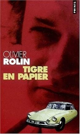 Couverture du livre : Tigre en papier