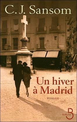 Couverture du livre : Un hiver à madrid