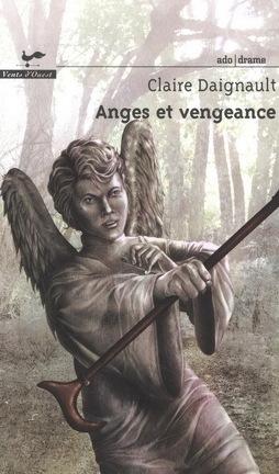Couverture du livre : Anges et Vengeance