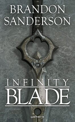 Couverture du livre : Infinity Blade : Awakening