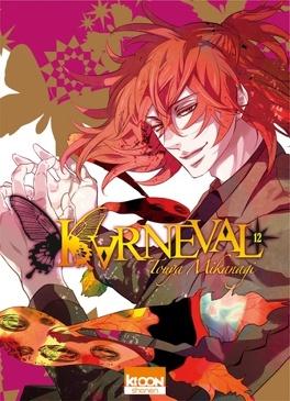 Couverture du livre : Karneval, Tome 12