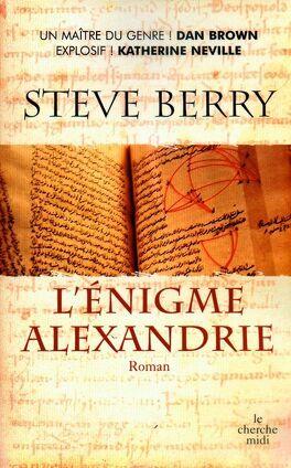 Couverture du livre : L'Énigme Alexandrie