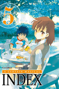 A Certain Magical Index, Tome 5
