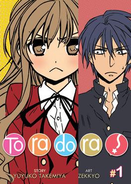 Couverture du livre : Toradora! tome 1