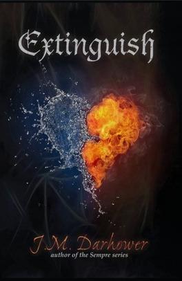 Couverture du livre : Extinguish