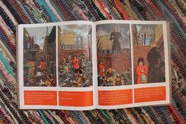 Couverture du livre : La petite fille en Rouge