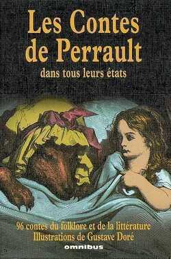 Couverture de Les contes de Perrault dans tous leurs états