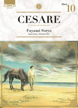 Couverture du livre : Cesare, Tome 10