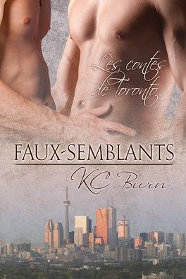 Couverture du livre : Les Contes de Toronto, Tome 2 : Faux-semblants