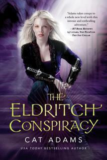 Couverture du livre : Blood Singer, Tome 5 : The Eldritch Conspiracy
